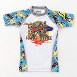TMNT Hang Three Short Sleeve Rash guard