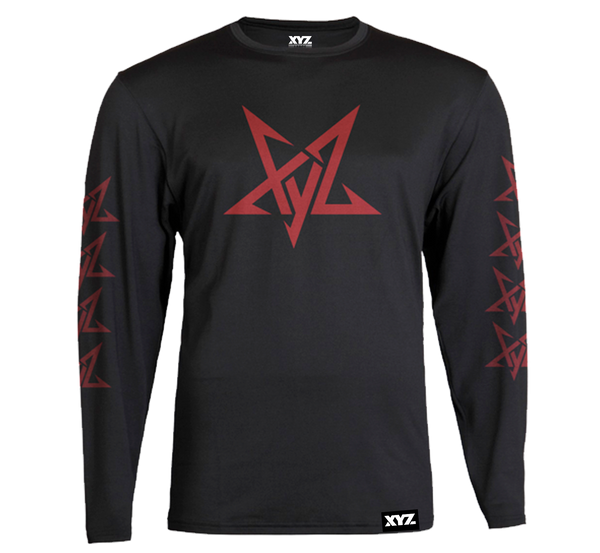 Pentagram Long Sleeve Shirt