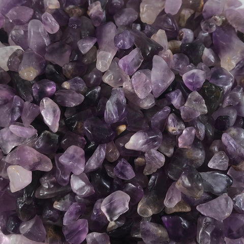 Crystal Chips- Amethyst