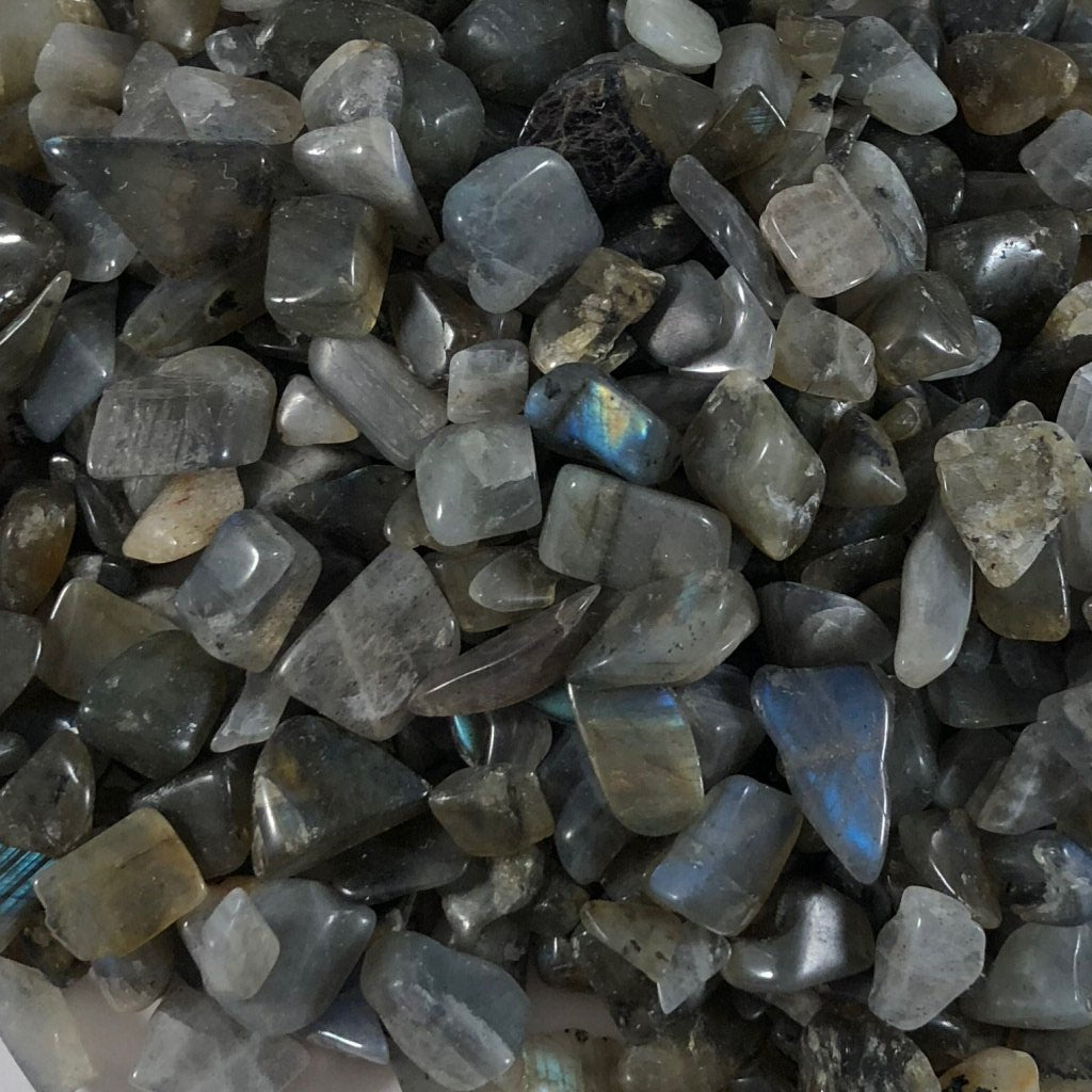 Crystal Chips- Labradorite
