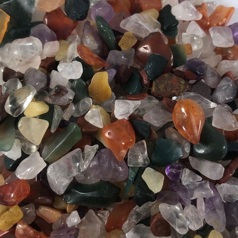 Crystal Chips- Mixed Gemstones