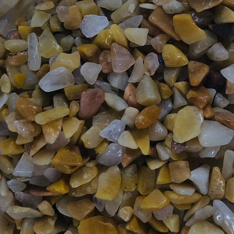Crystal Chips- Yellow Aventurine