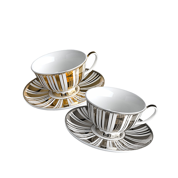 STRIPES TEA SET