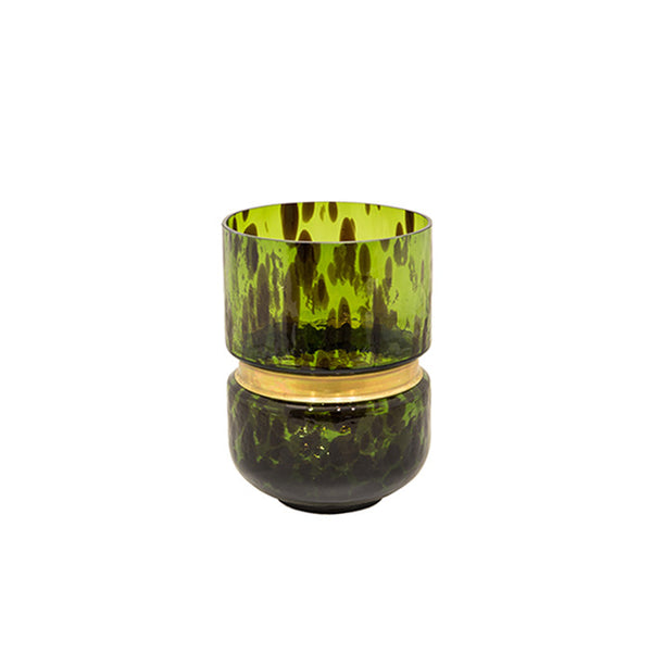 CANDLE HOLDER HURRICANE CYRILLE - Fine Bone Luxury Living