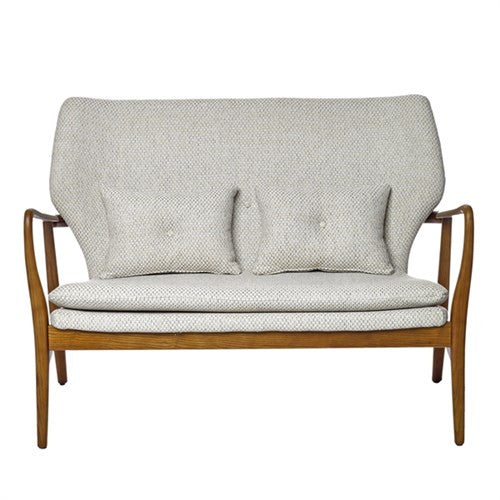 SOFA PEGGY ECRU - Fine Bone Luxury Living