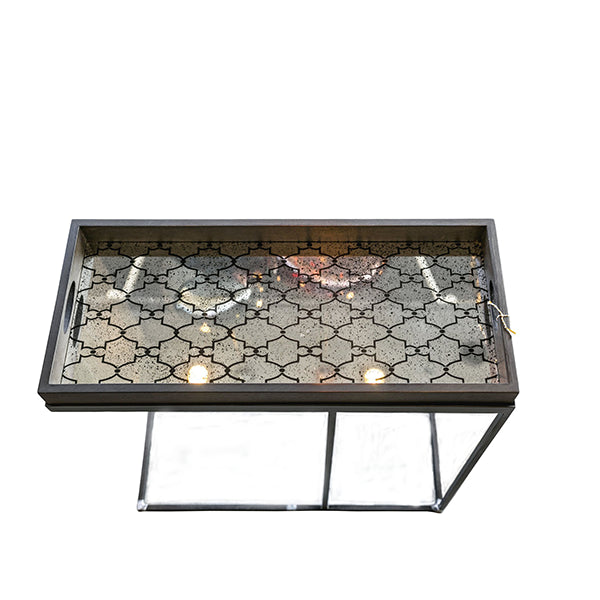 RECTANGLE TRAY TABLE MEDIUM