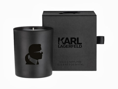 KARL LAGERFELD LUXURY CANDLE