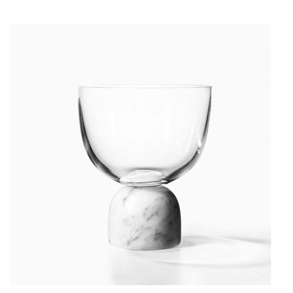 WINE GLASS ON THE ROCK