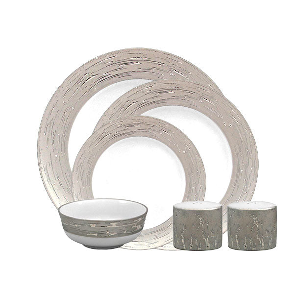 ARGENTATUS SET OF 26 - Fine Bone Luxury Living