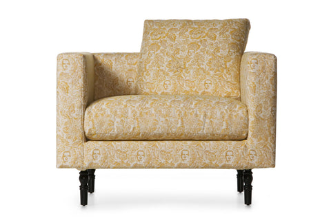 BOUTIQUE JESTER DOUBLE SEATER - Fine Bone Luxury Living