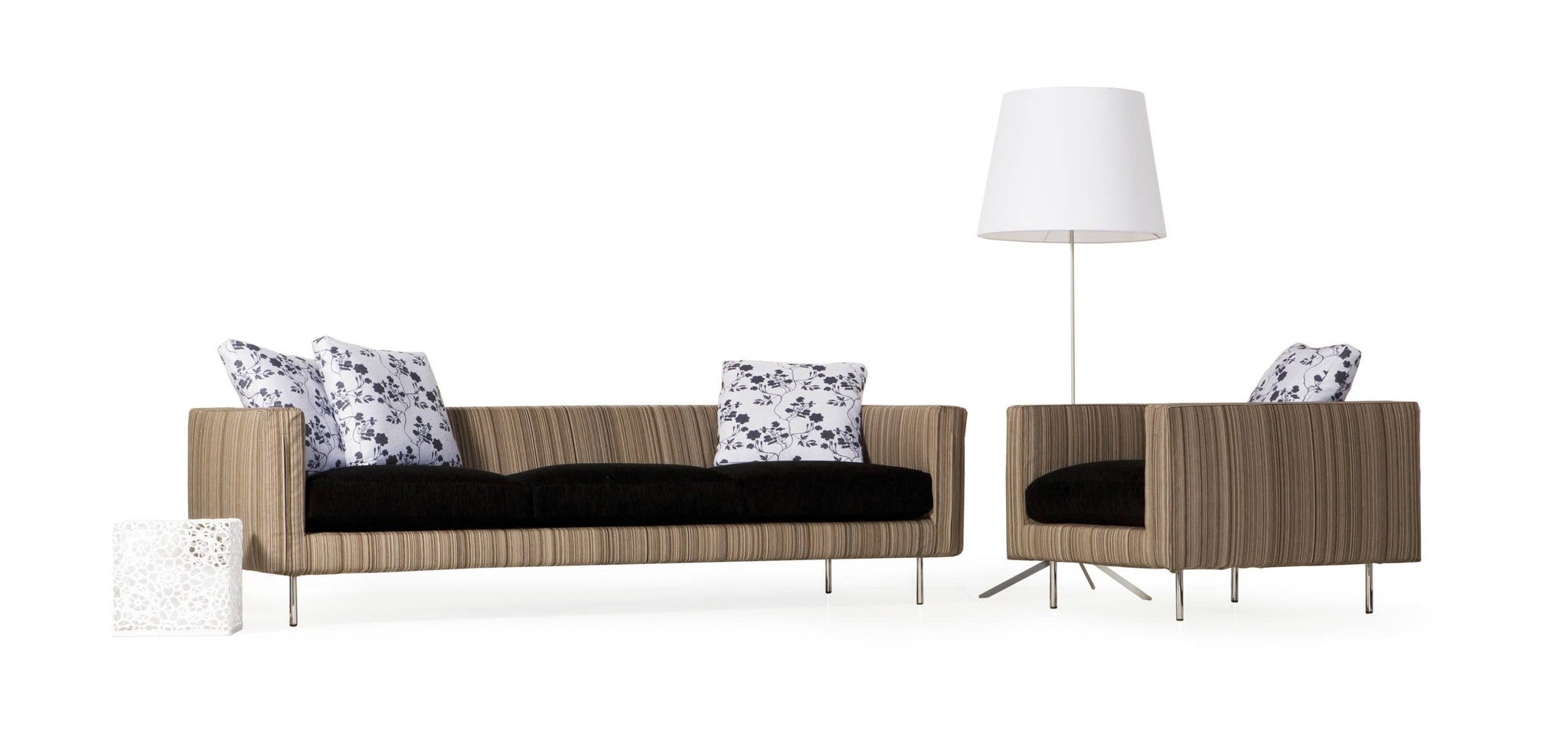 BOUTIQUE MANGA DOUBLE SEATER - Fine Bone Luxury Living