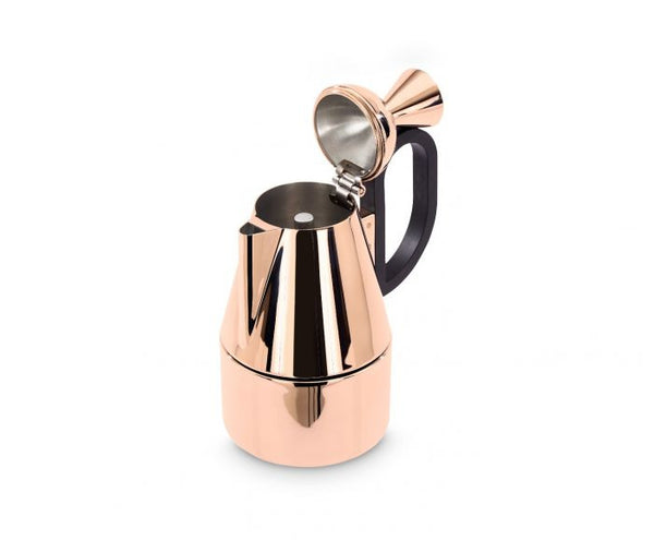 BREW STOVE TOP COFFEE MAKER - Fine Bone Luxury Living