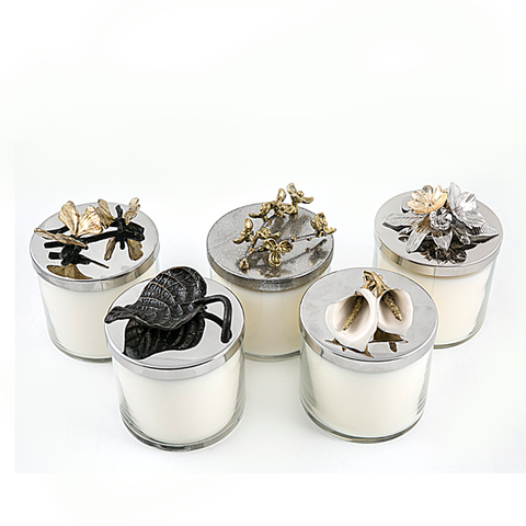 BUTTERFLY GINGKO CANDLE - Fine Bone Luxury Living