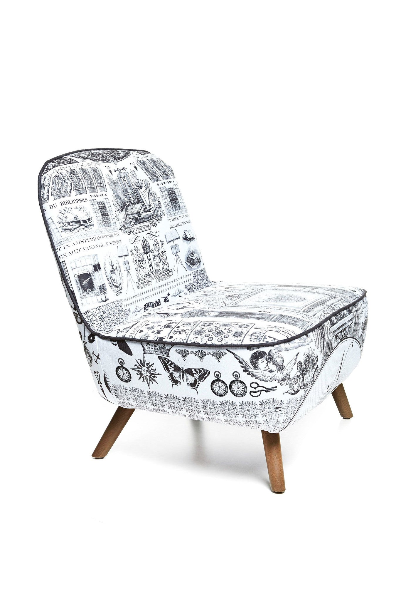 COCKTAIL CHAIR - Fine Bone Luxury Living