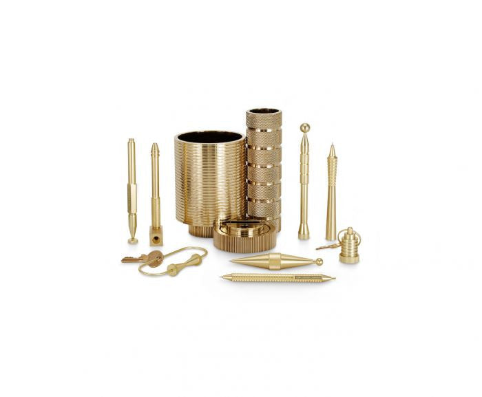 COG DESK TIDY - Fine Bone Luxury Living