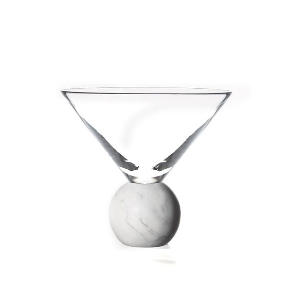 MARTINI GLASS ON THE ROCK