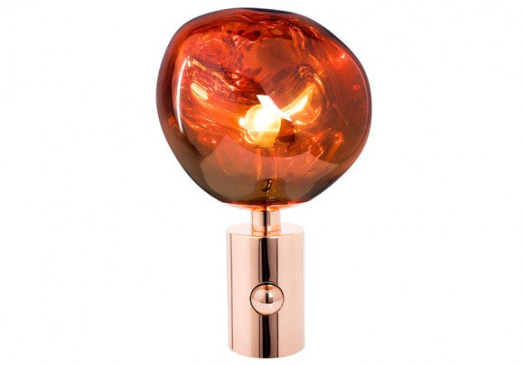MELT TABLE LIGHT COPPER
