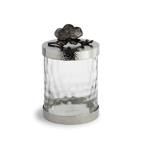 CANISTER S BLACK ORCHID - Fine Bone Luxury Living