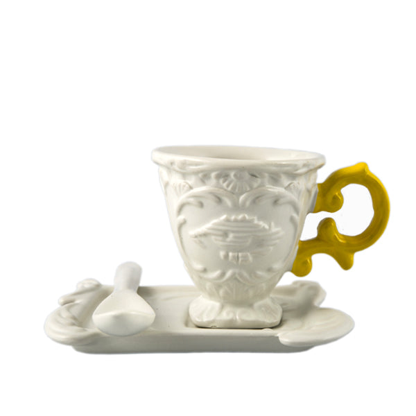 I-WARES  COFFEE CUP YELLOW