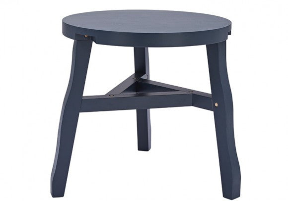 OFFCUT SIDE TABLE GREY