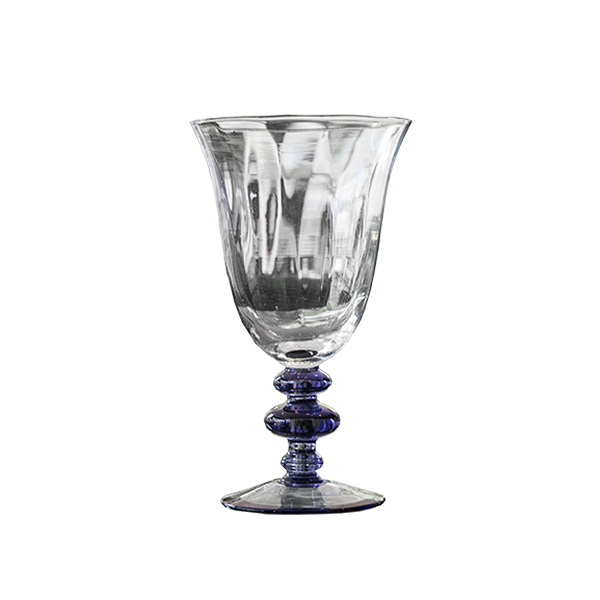 RED WINE GLASSES LILA - Fine Bone Luxury Living