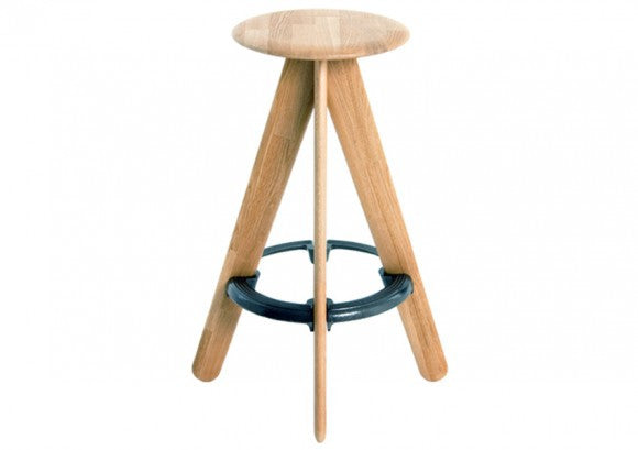 SLAB BAR STOOL NATURAL - Fine Bone Luxury Living