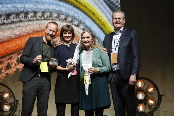 FLOKK bags two DOGA Awards