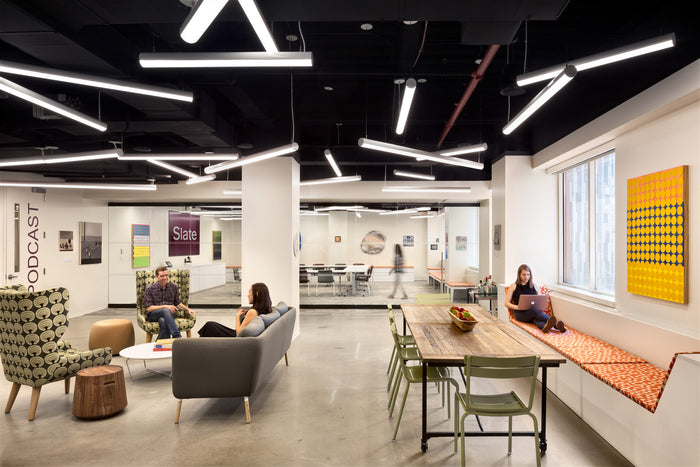 Wellness Together: The Link Between Workplace Design And Employee Retention