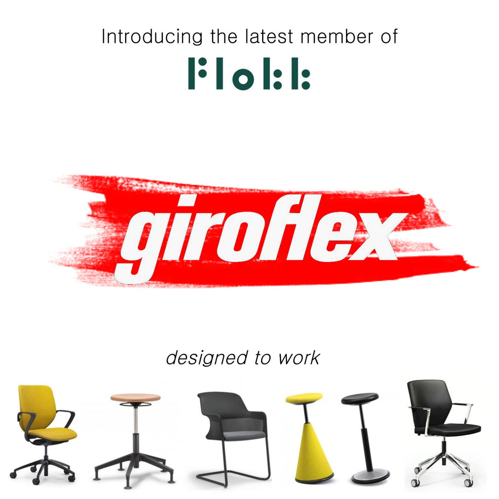 Flokk acquires Giroflex