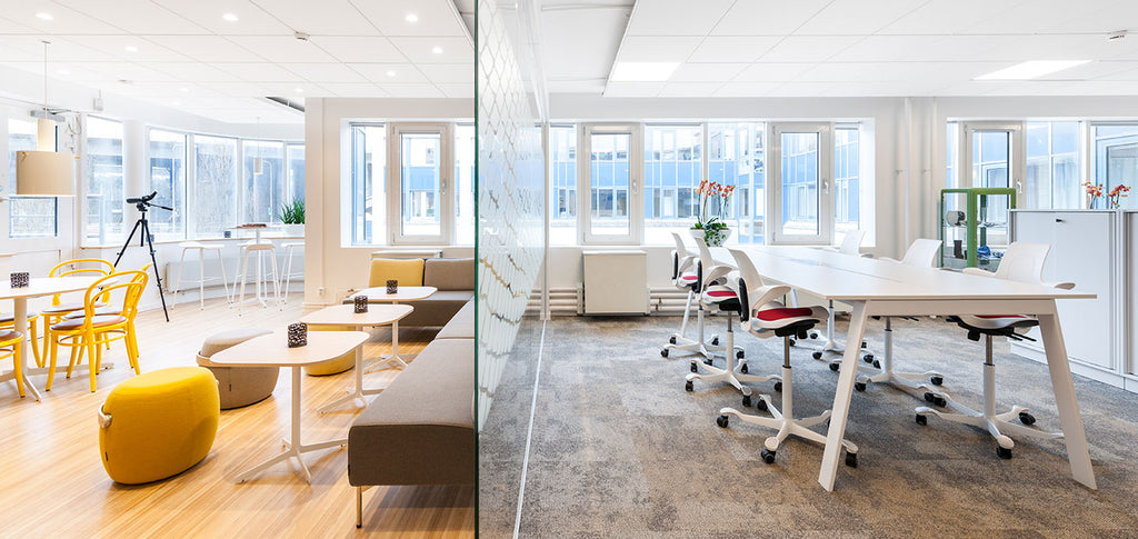 How a Great Workplace Design Drives Creativity and Innovation