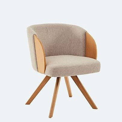 BENDI Kurven (W) Trestle Chair