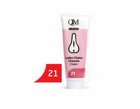QM Ladies Chamois Cream 21