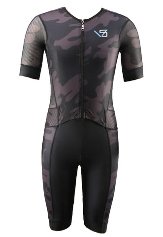 VS Camo Open Skinsuit