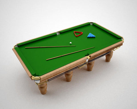 "Triade 84"" Orlando Billiard Table"