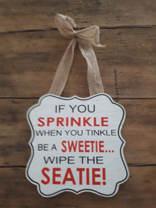 If You Spinkle - Rustic Vintage Charm