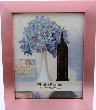 Rose Photo Frame 8 x 10 Inch - Rustic Vintage Charm
