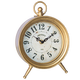 Gold Clock Antiques 1870 - Rustic Vintage Charm