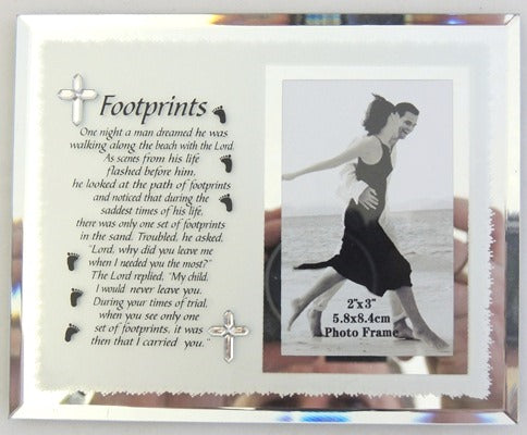 Photo Frame Key To Happiness - Rustic Vintage Charm