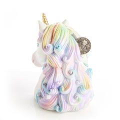 Unicorn Money Box - Rustic Vintage Charm