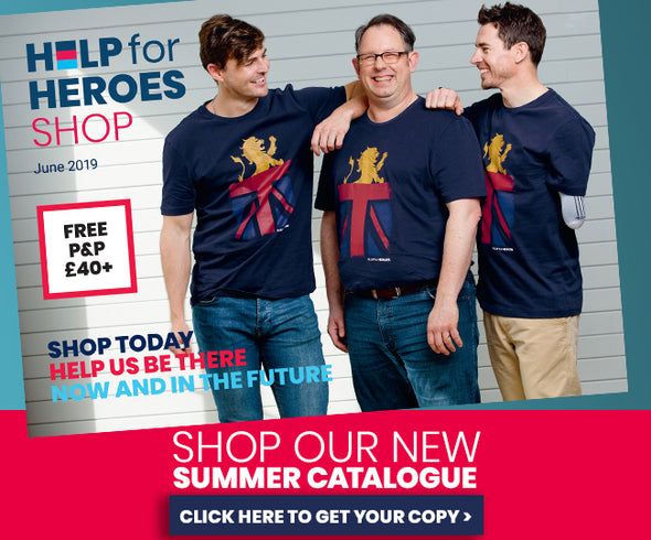 783ab89d0a6 Help for Heroes Shop