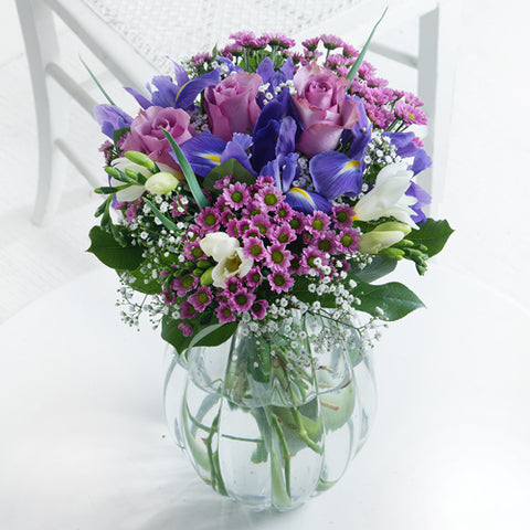 Flowers for Heroes bouquet - Glorious Spirit