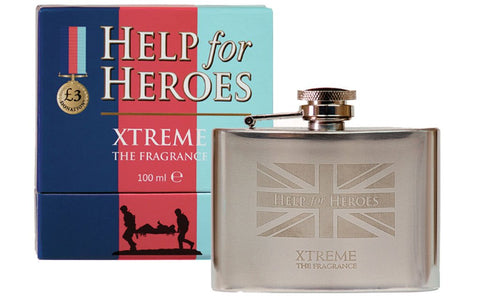Help for Heroes fragrance