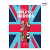 Help for Heroes 2021 A5 Bear Diary