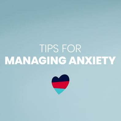 MANAGING YOUR FEARS AND ANXIETIES