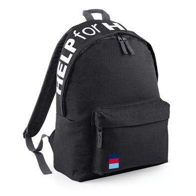Black Honour Backpack