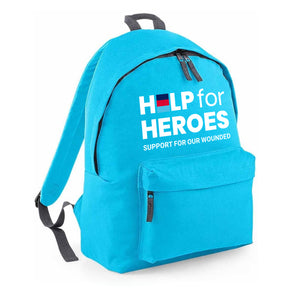 Blue Honour Backpack