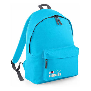 Blue Honour Pocket Backpack