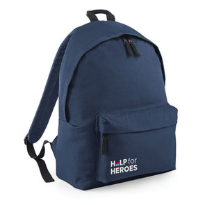 Navy Honour Pocket Backpack