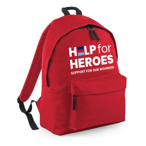 Red Honour Backpack
