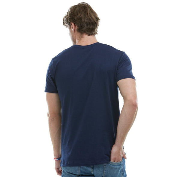 Help for Heroes Navy Bah Humbug T-Shirt